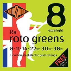 Cuerdas Rotosound 08