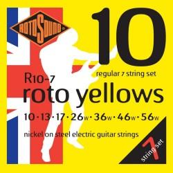 Cuerdas Rotosound 010-7